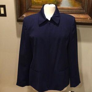 Sag Harbor navy jacket